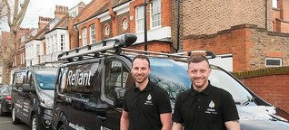 London Plumbers: Reliant LDN - The Professionals