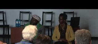 """""""Listen Attentively Session I"""" mit u.a. Ethel Cofie und Roland Fomundam HD"""