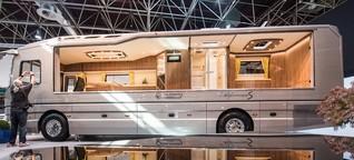 Die Caravan Salon startet in Düsseldorf: Wie sieht es mit der Nachhaltigkeit der Wohnmobile aus? [1]