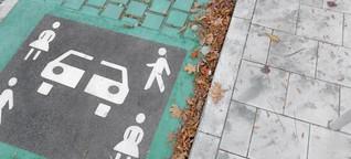 Carsharing - Das Problemschild