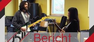 Keren Ilan und Trace Kotik zu Gast in der Leibnizschule Hannover