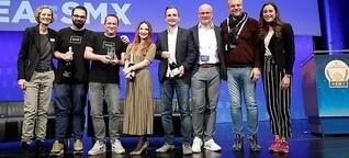 2. Preis für die SEO Kampagne des SWR auf der SMX in München