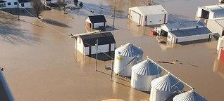 Midwestern farmers afraid spring will bring more widespread flooding