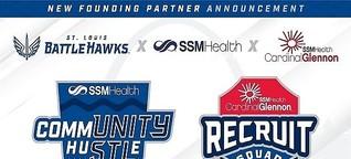 SSM Health named official medical provider of XFL's St. Louis BattleHawks