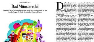 Gestrandet in Bad Münstereifel