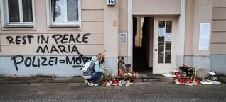 Der Fall Maria: Was (nicht) passiert, wenn Polizisten töten