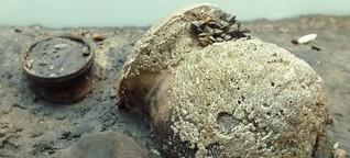 Spuren im Meer - Kulturelles Erbe unter Wasser