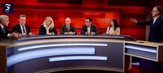 TV-Kritik: Hart aber fair: Ein Orkan namens Annegret