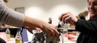 Wie die hohe Wahlbeteiligung an der Uni Münster zu Stande kommt