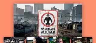 Streamingtipps für die Zukunft: Zwischen Utopie und Dystopie | W&V
