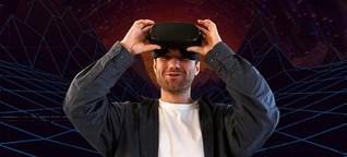 Virtual-Reality-Porno: Ich bin schwul und habe versucht, mit einer Frau zu schlafen
