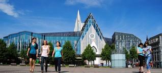 Leipzig : Dynamisch, vielfältig und angesagt