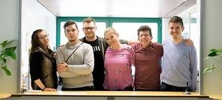 Imagefilm: Ausbildung - Wirtschaft und Verwaltung im Diakovere Annastift Berufsbildungswerk