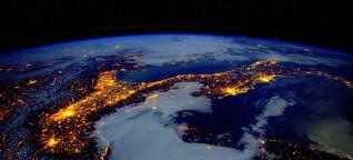 Ursprung der Ozeane - Starthilfe für das Leben aus dem Weltall