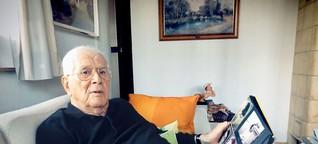 """Ein Auschwitz-Überlebender erzählt: """"Jude sein - das ist Dynamit"""""""