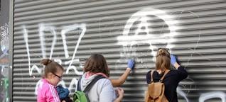 Linksextremismus: Gestörter Blick nach links [1]