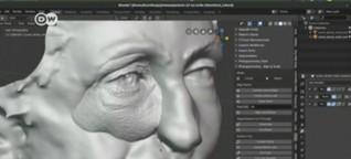 Un nuevo rostro, gracias al 3D