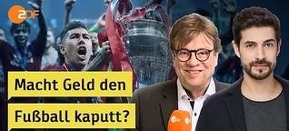 Ist der Fußball zu teuer geworden? Das meinen die Fans | heute+ Livestream
