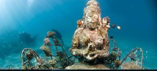 Die Korallengärten von Pemuteran