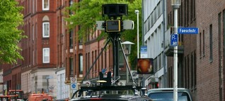 Berliner Künstler hackt Google Maps