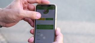Daten sammeln per Wahlkampf-App  | MDR exakt