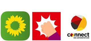 Grüne haben Datenschutz-Probleme bei Wahlkampf-App | MDR exakt