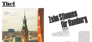 Zehn Stimmen für Hamburg