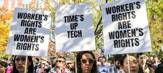 #MeToo bei Google: Mitarbeiter protestieren weltweit