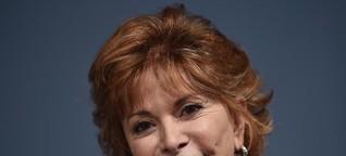 """""""Dieser weite Weg"""": Isabel Allende: Habe viel Mitgefühl mit Flüchtlingen"""
