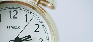 Möglichkeiten moderner Arbeitszeiten - Abschied vom Acht-Stunden-Tag? | detektor.fm - Das Podcast-Radio