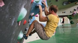 Bouldern: Körperrätsel, Freiheit und Kindheitstraum   Detektor.fm