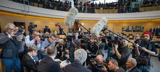 Ministerpräsidentenwahl in Thüringen: Mit Gott, ohne Gott