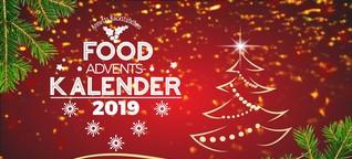 Ankündigung – Foodadventskalender 2019