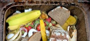 Essen im Müll - wie geht's anders?