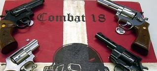"""Eigene Sektion von """"Combat 18"""" in Rheinland-Pfalz I SWR Aktuell RP"""
