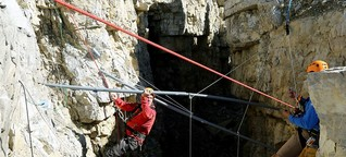Xenius: Berge in Bewegung - Wie Forscher Menschenleben retten wollen | ARTE [1]