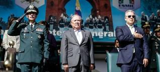 Ministerrücktritt in Kolumbien: Eine Amtszeit voller Skandale
