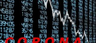 Corona-Pause für die Börsen!