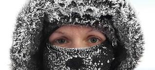 Klimawandel im ewigen Eis