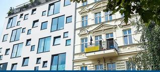 Altbau-Balkone: Nachrüsten gegen die Hitze