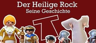 BISTUM TRIER: Geschichte des Heiligen Rocks