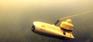 Starnberger See: Wasserrettung per Drohne