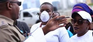 Battling Virulent Coronavirus Rumors in Africa