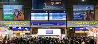 """Orkan """"Sabine"""": Weiterhin Behinderungen auf Ausfälle im Bahnverkehr"""
