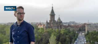 """Dominic Samuel Fritz: """"Wir im Westen halten uns für Muster-Europäer"""" - WELT"""