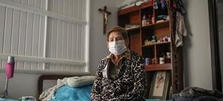 Coronavirus en Colombia: red de vecinos socorre a los ancianos de Bogotá