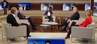 """TV-Kritik """"Anne Will"""": Versteckte Eingeständnisse und vorsichtiges Nachdenken"""