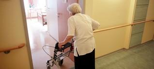 "Coronavirus in Pflegeheimen: ""Wir sperren niemanden ein"""