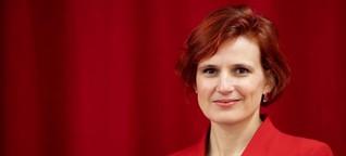 """Linken-Vorsitzende Katja Kipping - """"Sozialpolitik hat AfD in die Hände gespielt"""""""