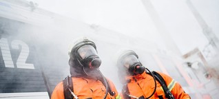 Wie hoch ist das Krebsrisiko für Feuerwehrleute?